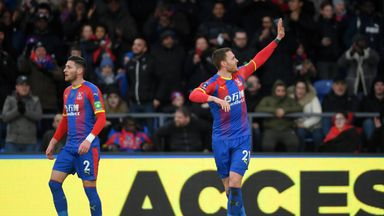 Wickham signs Palace extension