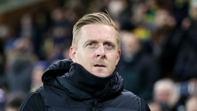 Garry Monk has been removed from his role after 16 months in charge