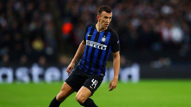 Ivan Perisic scored 11 goals last season but has managed only four in 2018/19