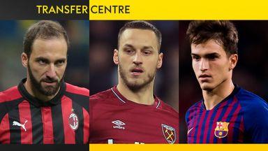Transfer Centre LIVE!