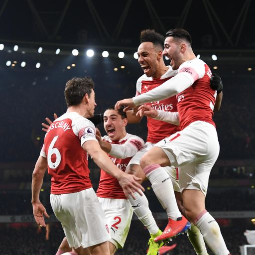 Arsenal cut gap to Chelsea