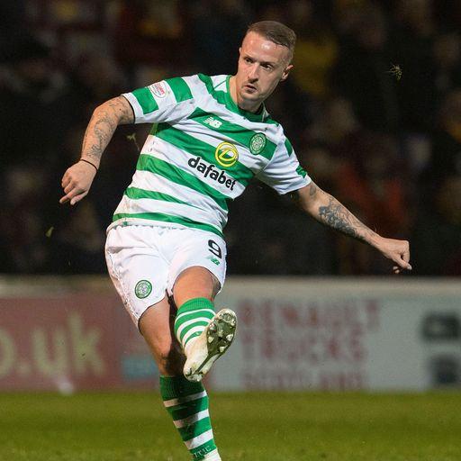 Griffiths hints Celtic return is close