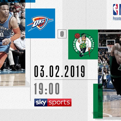 NBA Primetime on Sky Sports