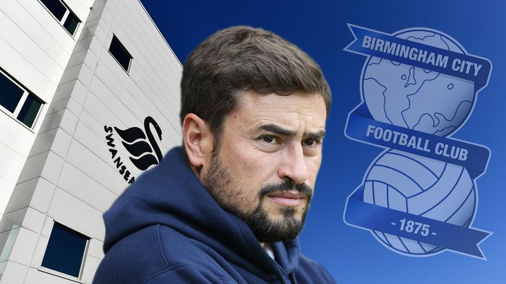 Pep Clotet reflects on his experiences at Swansea and the new adventure at Birmingham
