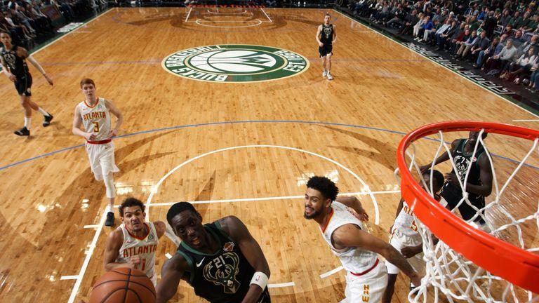 Brook Lopez's evolution into a jump-shooting center has reshaped the Milwaukee Bucks | NBA News |