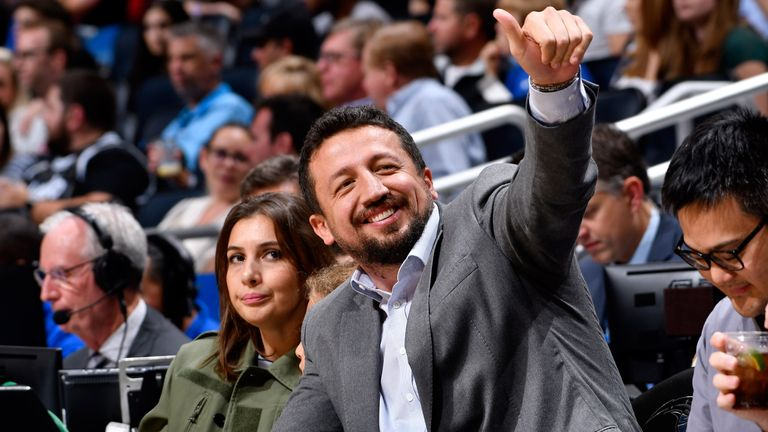 Hedo Turkoglu has been critical of compatriot Enes Kanter