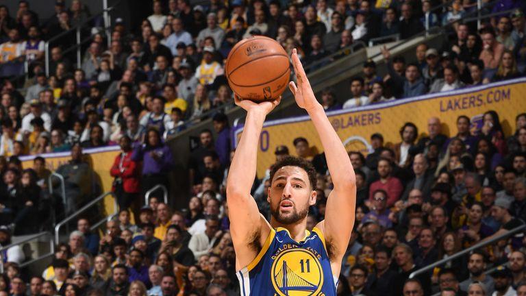 Klay Thompson says meditation is key to his mental preparation for games   NBA News  