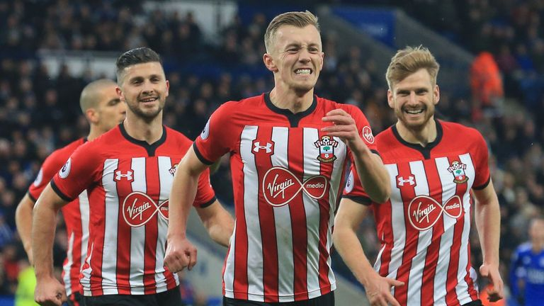 Leicester 1 2 Southampton Ralph Hasenhuttl Pours Pressure On Claude Puel Football News Sky Sports
