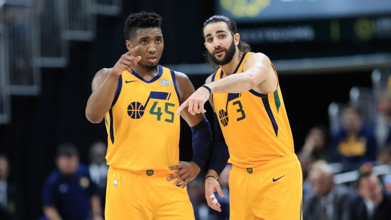 89358d5b7ed Ricky Rubio and Donovan Mitchell are talented individuals - but can they  succeed together