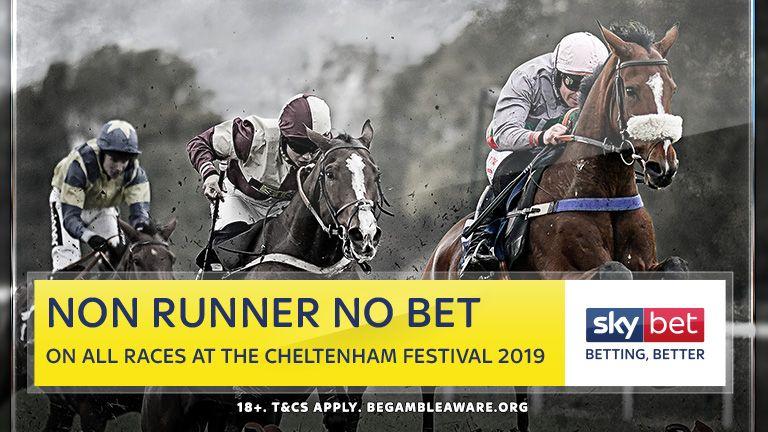 Non Runner No Bet - Cheltenham Festival 2019