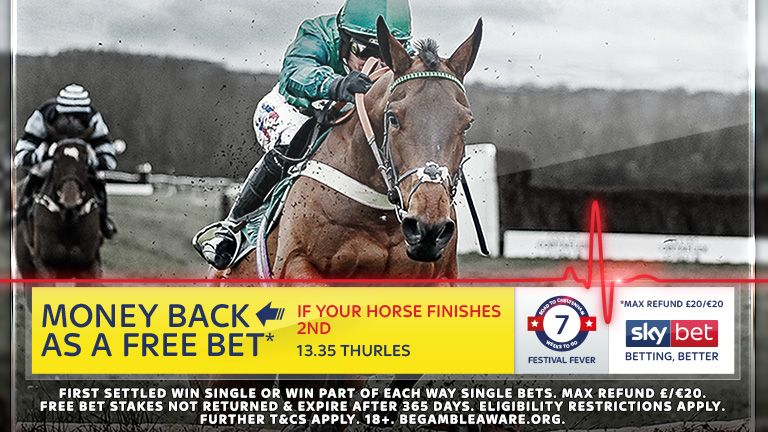 Sunday Racing Offer