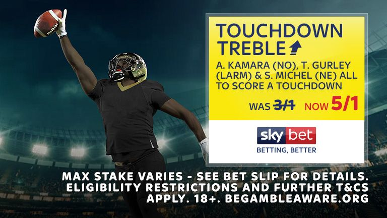 Touchdown Treble