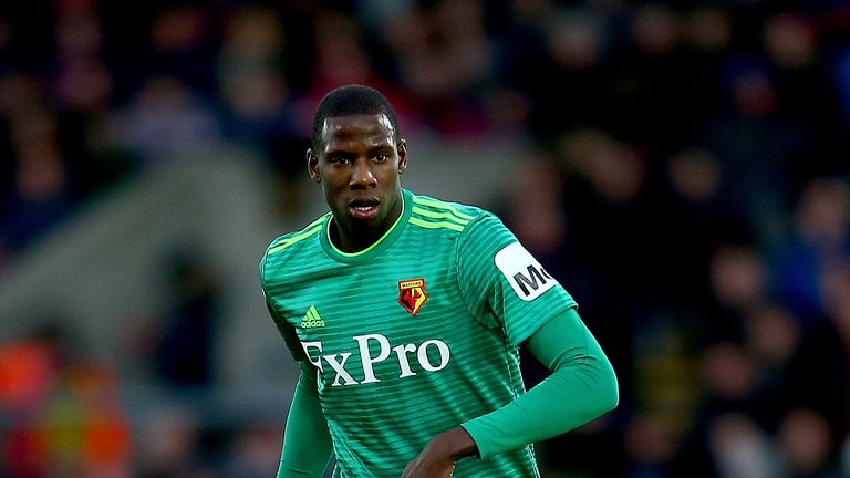 Abdoulaye Doucoure has been linked with a move to Paris Saint-Germain in January
