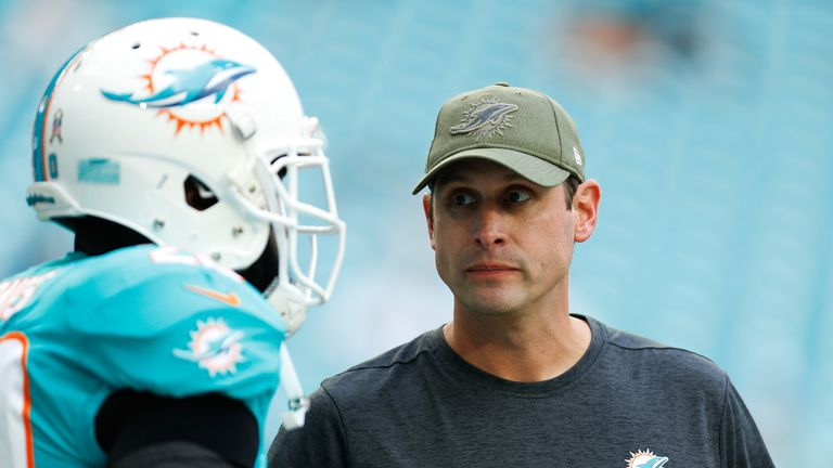 Adam Gase will take over as head coach with the New York Jets