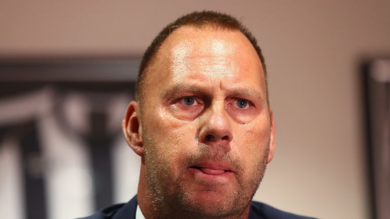 Notts County owner Alan Hardy faces FA probe for Twitter