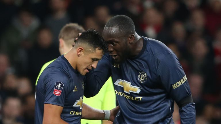 Solskjaer says Lukaku and Sanchez will get their chances to impress in the coming weeks