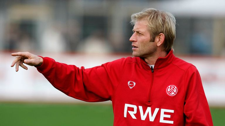 Andreas Winkler worked with new Huddersfield boss Jan Siewert at RW Essen