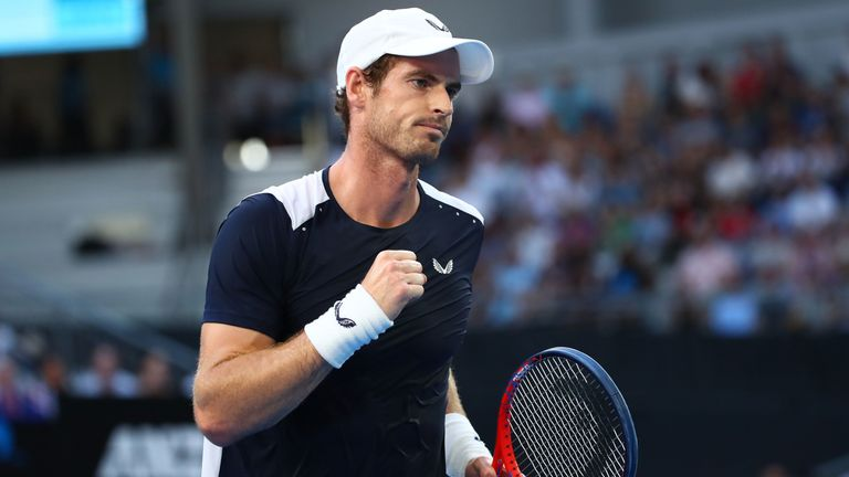 Andy Murray initially revealed his intention to retire after a farewell appearance at Wimbledon this summer