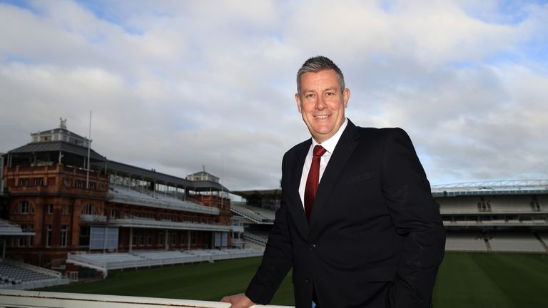 Ashley Giles: 'If you are respected in what you are doing and how you play there is every chance you are going to have success'