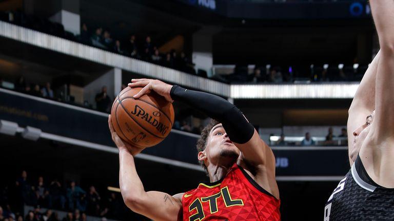 Hawks v Kings