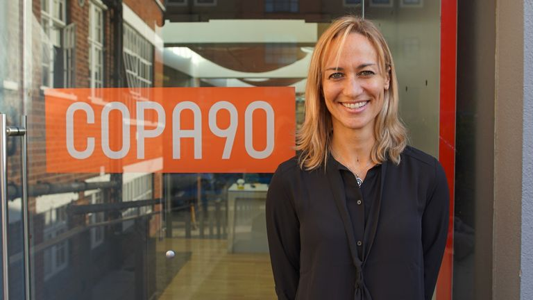 COPA90 has appointed Rebecca (Bex) Smith, the former New Zealand international footballer, as its first Global Executive Director of the Women's Game.