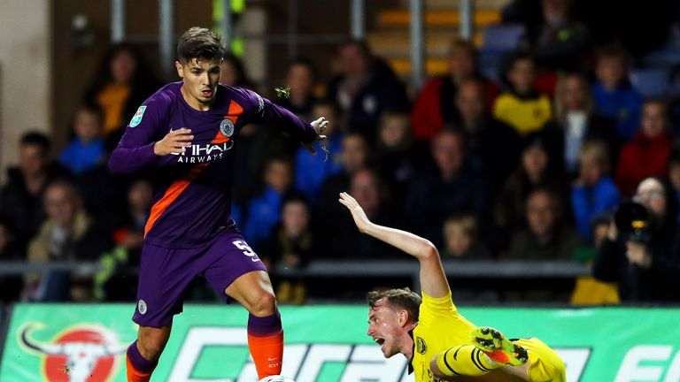 Real Madrid sign Brahim Diaz from Manchester City for reported €15m