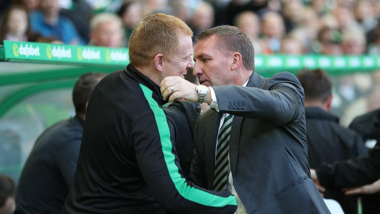 Rodgers said he has a lot of respect for Lennon