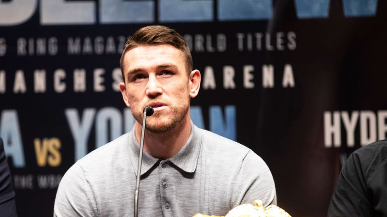Callum Smith's dream of Anfield fight hits major stumbling blocks, says trainer Joe Gallagher | Boxing News |
