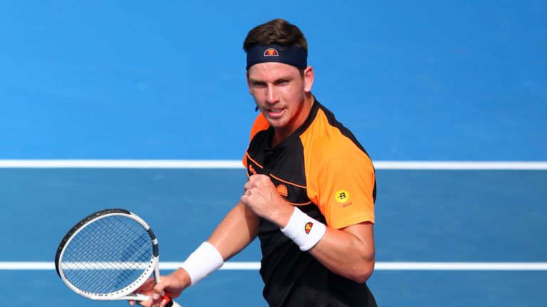 Cameron Norrie reached his fourth ATP Tour semi-final