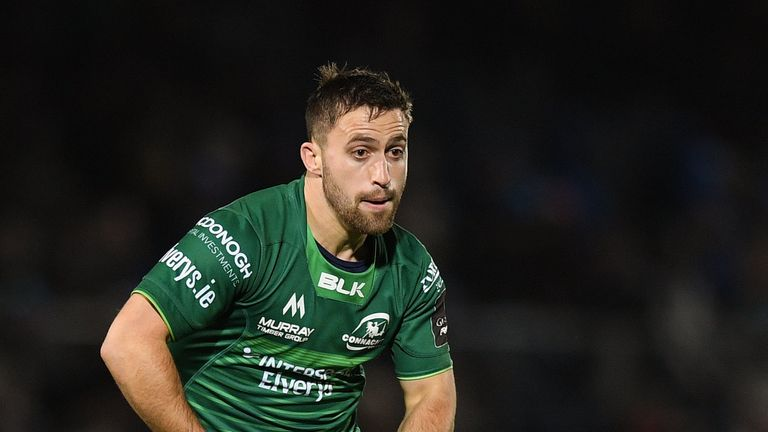 Caolin Blade in action for Connacht