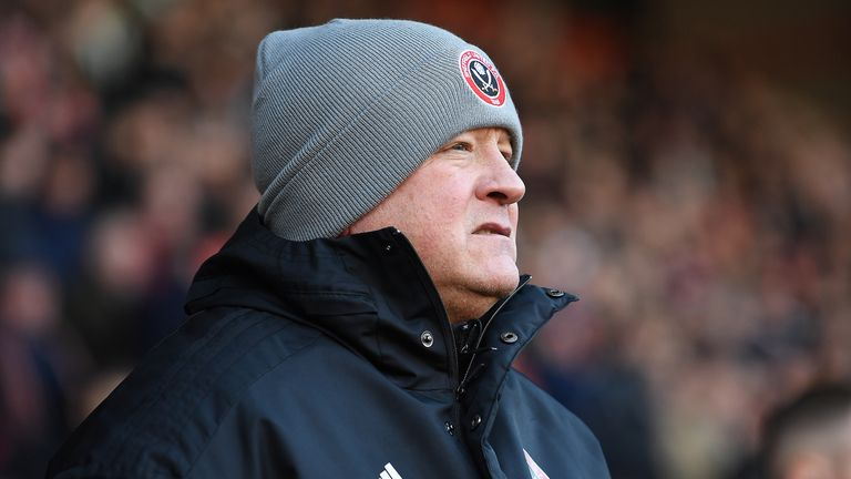 Chris Wilder launched an astonishing tirade against his players following Sheffield United's FA Cup defeat to Barnet