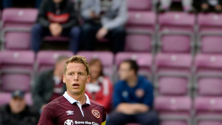 Hearts' Christophe Berra says Scottish Cup win would be
