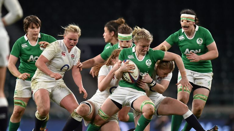Women's Six Nations: Kat Merchant on who to watch | Rugby Union News