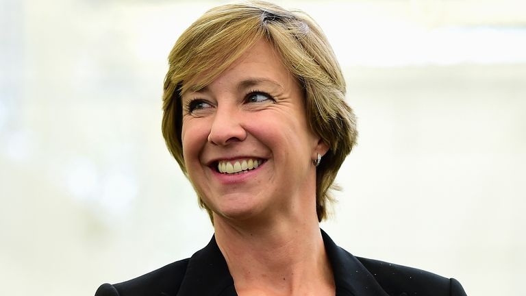 Clare Connor will become the first female president in the MCC's history