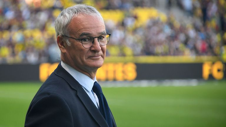 Sala played under Claudio Ranieri at Nantes last season