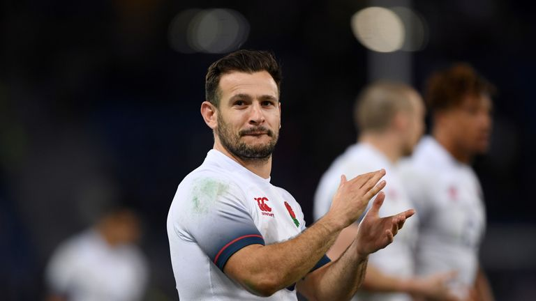 Danny Care is left out of the squad as Eddie Jones goes with only two scrum-halves