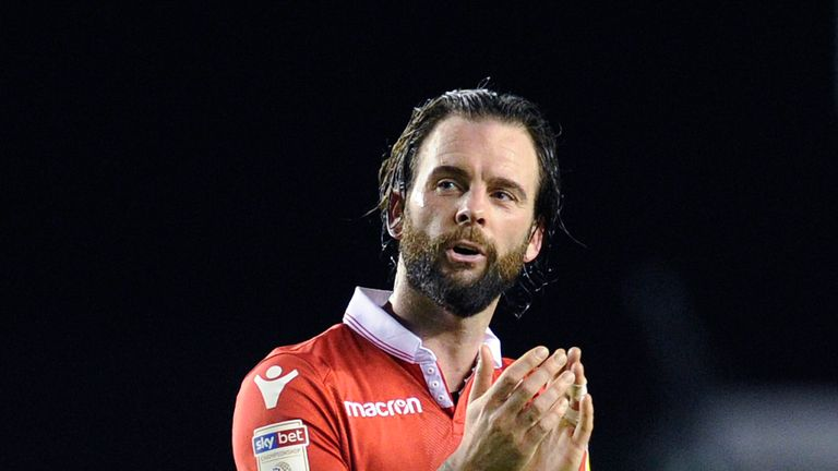 Fox spent five years at Nottingham Forest