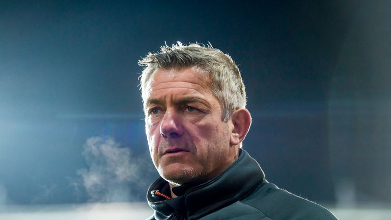 Castleford Tigers bust-up reports played down by coach Daryl Powell | Rugby League News |