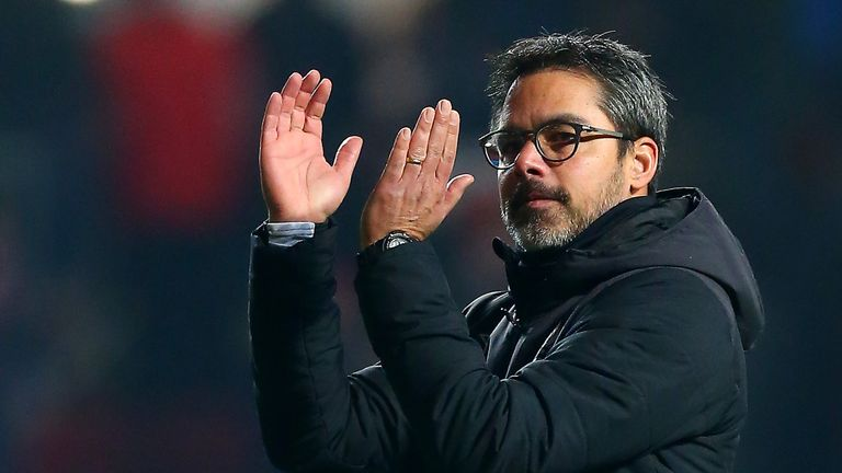 David Wagner said Huddersfield's lack of shots on goal had cost them