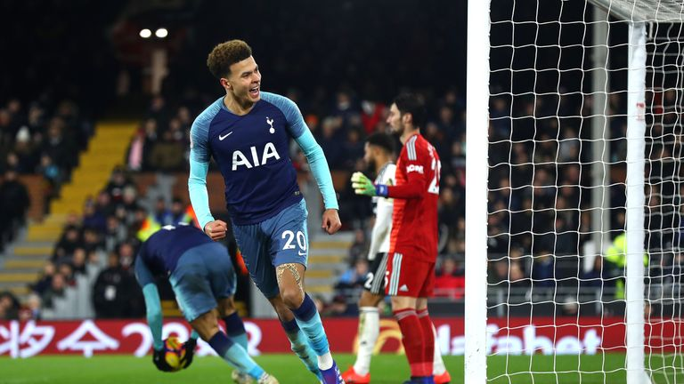 Dele Alli has become a key figure for Tottenham