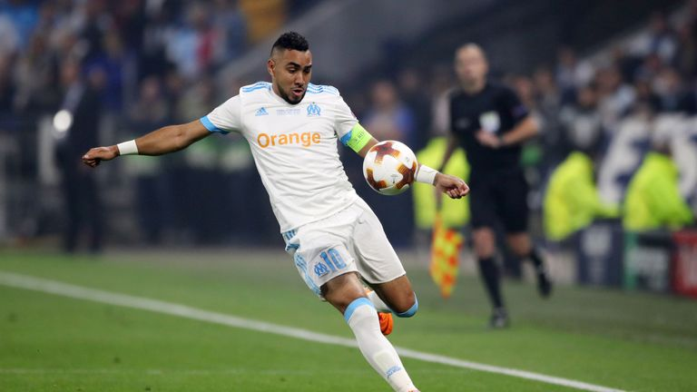 Dimitri Payet is a transfer target for Shanghai SIPG
