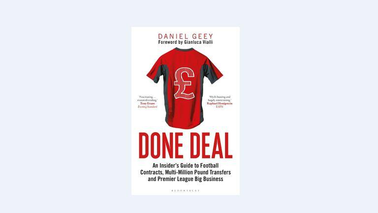 Done Deal: Daniel Geey