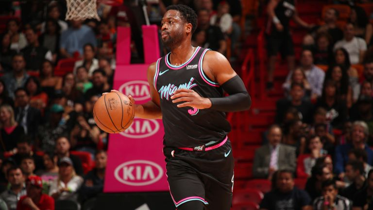 Dwyane Wade will seek therapy to deal with NBA retirement