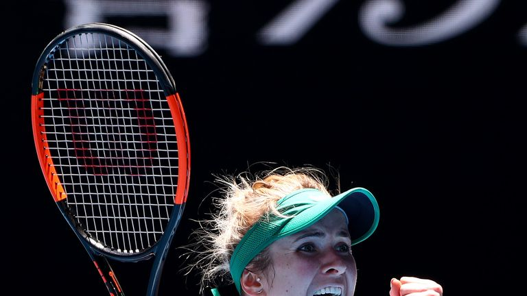 Halep not intimidated by Serena ahead of Melbourne showdown