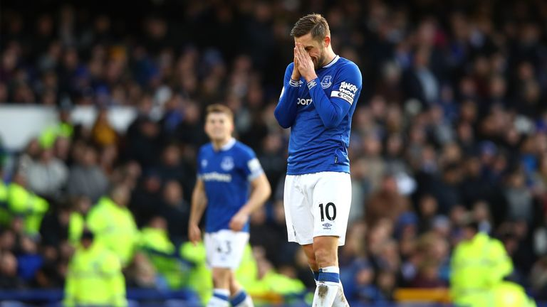 Everton need more creation from Gylfi Sigurdsson