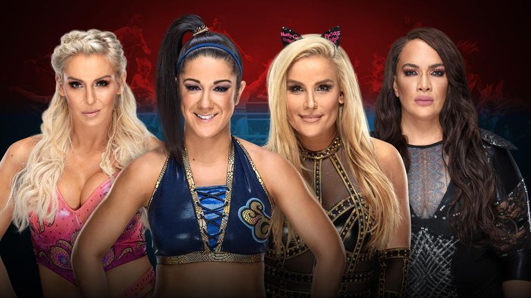 WWE Royal Rumble: Former champions Charlotte Flair, Bayley and Nia Jax confirm entry