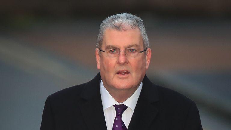 Flipboard Hillsborough Safety Officer Graham Mackrell