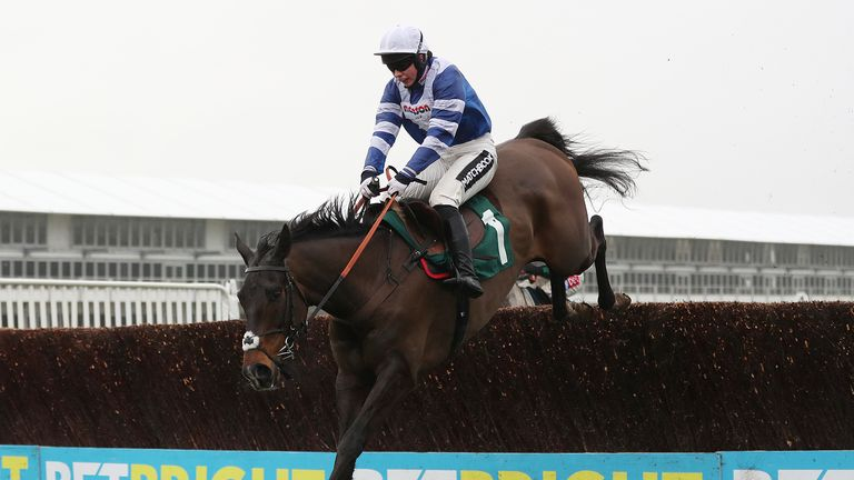 Frodon and Frost are heading to theCheltenham Gold Cup