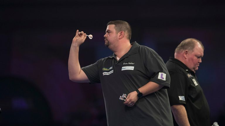 Gabriel Clemens has the game to trouble the big boys on the PDC