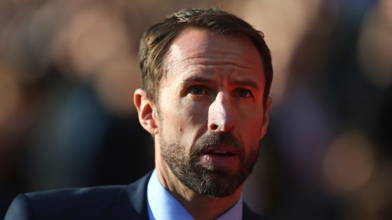 Gareth Southgate will name an initial 25-man squad on Thursday